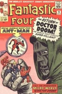 Fantastic Four #16 (ungraded) stock photo / SCM