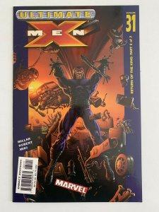 Ultimate X-Men #31 Return of the King Part 5 of 7  (2001 Marvel Comics) NM