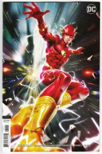 Flash #60 Variant Cvr (DC, 2019) NM