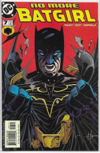Batgirl   vol. 1   # 7 FN/VF