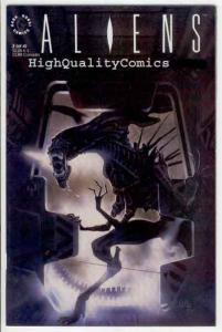 ALIENS #3, NM, Horror, Verheiden, Sci-Fi, 1989, Space, more in store