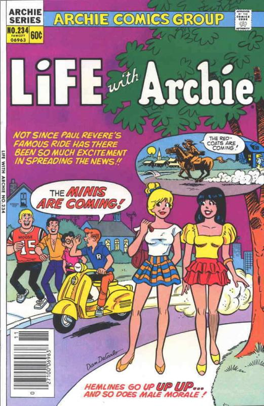 Life with Archie #234 FN; Archie | save on shipping - details inside