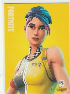 Fortnite Whiplash 148 Uncommon Outfit Panini 2019 trading card series 1