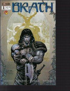 Brath #1 (CrossGen, 2003)
