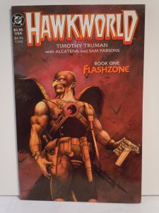 Hawkworld #1 (1989) Prestige Format