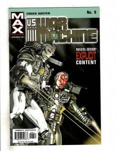 U.S. War Machine (JP) #6 (2001) OF31