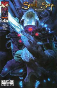 Soul Saga #2B VF/NM; Image | save on shipping - details inside