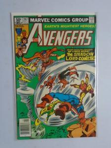 Avengers (1st Series) #207, Newsstand Edition 6.0 (1981)