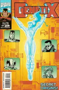 Genetix #2 VF/NM; Marvel UK | save on shipping - details inside