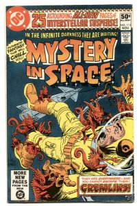 Mystery in Space #113 1980- Joe Kubert- GREMLINS! FN-