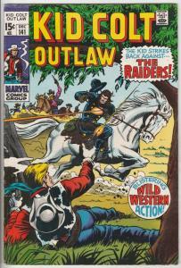 Kid Colt Outlaw #141 (Dec-69) FN Mid-Grade Kid Colt
