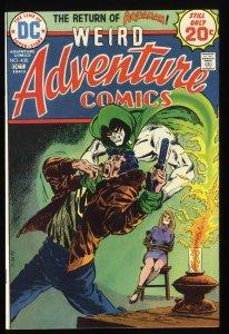 Adventure Comics #435 FN/VF 7.0 DC Spectre!