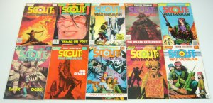 Scout: War Shaman #1-16 VF/NM complete series - tim truman - eclipse comics set
