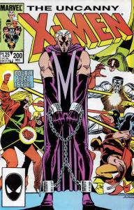 Uncanny X-Men, The #200 VF/NM; Marvel | save on shipping - details inside