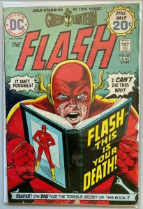 The flash #227 3.0 GD/VG (1974)