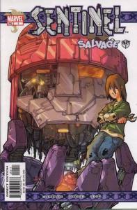 SENTINEL (2003 Marvel Tsunami) #1