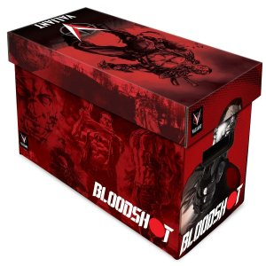 Short Comic Box - Art - Bloodshot - 5 Boxes