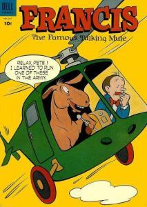 Four Color Comics #547, VG- (Stock photo)