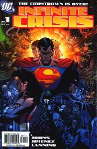 Infinite Crisis #1A VF/NM; DC   save on shipping - details inside
