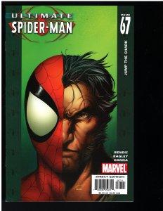Ultimate Spider-Man #67 (2004)