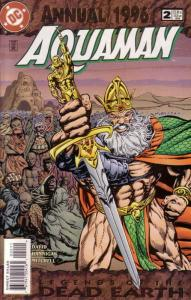 Aquaman (5th Series) Annual #2 VF; DC | save on shipping - details inside