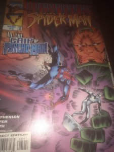 Marvel Webspinners Tales of Spider-Man #5 Mint