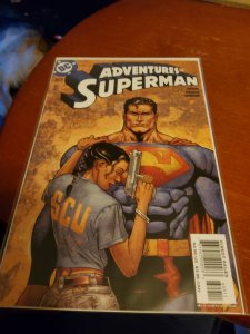 Adventures of Superman #629 (2004)