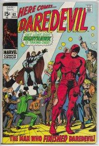 Daredevil   vol. 1   # 62 VG