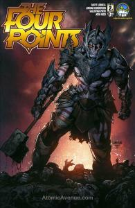Four Points, The #2A VF/NM; Aspen | save on shipping - details inside