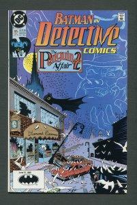 Detective Comics #615 / 8.5 VFN+  June 1990