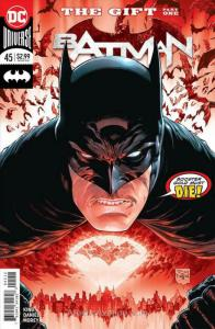 Batman (3rd Series) #45 (2nd) VF/NM; DC | save on shipping - details inside