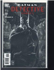 Detective Comics #821 (DC, 2006)