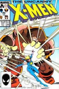 Uncanny X-Men (1981 series) #217, VF+ (Stock photo)