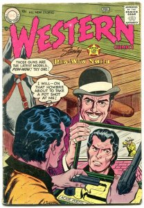 Western Comics #61 1957- Pow Wow Smith- DC Silver Age VG