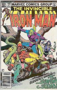 Iron Man #160 (Jun-83) FN Mid-Grade Iron Man