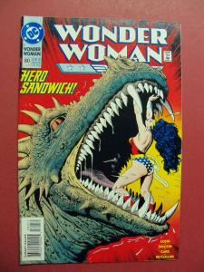 WONDER WOMAN #80 HIGH GRADE BOOK (9.0 to 9.4) OR BETTER