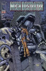 Mech Destroyer #1 VF/NM; Image | save on shipping - details inside