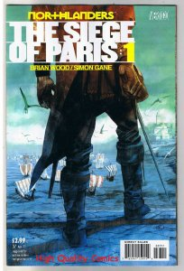 NORTHLANDERS 37 38 39, NM, Vikings, Brian Wood, 2008, Paris Siege, more in store