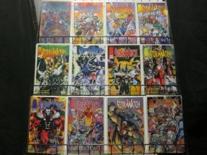 STORMWATCH (1993 IMAGE)0-50,SP1-2 Warren Ellis COMPLETE COMICS BOOK