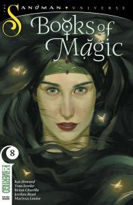 Books Of Magic #8 Sandman Universe (DC, 2019) NM