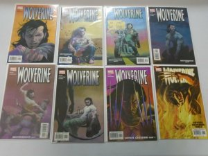 Wolverine lot 45 different from #1-59 avg 8.0 VF (2003-08 2nd Series)