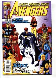 Avengers #13 1st appearance of Lord Templar NM-