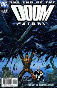 Doom Patrol (4th Series) #18 VF/NM; DC | save on shipping - details inside