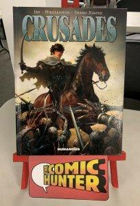 Crusades Oversized Deluxe Edition 2012 Hardcover Izu