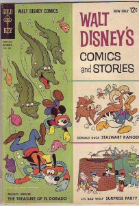 Comics and Stories, Walt Disney's  # 266  strict  VG-  artist  Carl Barks
