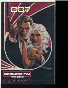 James Bond: Permission to Die #1 (1991)
