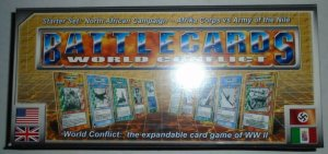 Battlecards World Conflict WW2 Card Game North African Campaign Starter Set NEW