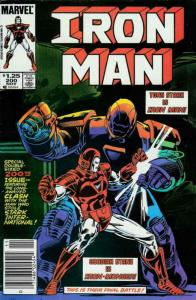 Iron Man (1st Series) #200 FN; Marvel | save on shipping - details inside