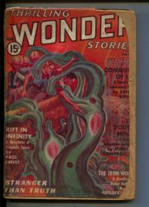 Thrilling Wonder Stories-Pulp-8/1937-John W. Campbell, Jr.