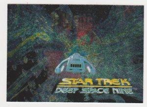 1993 Star Trek Deep Space 9 Spectra Card #S2 Galactic Light Show
